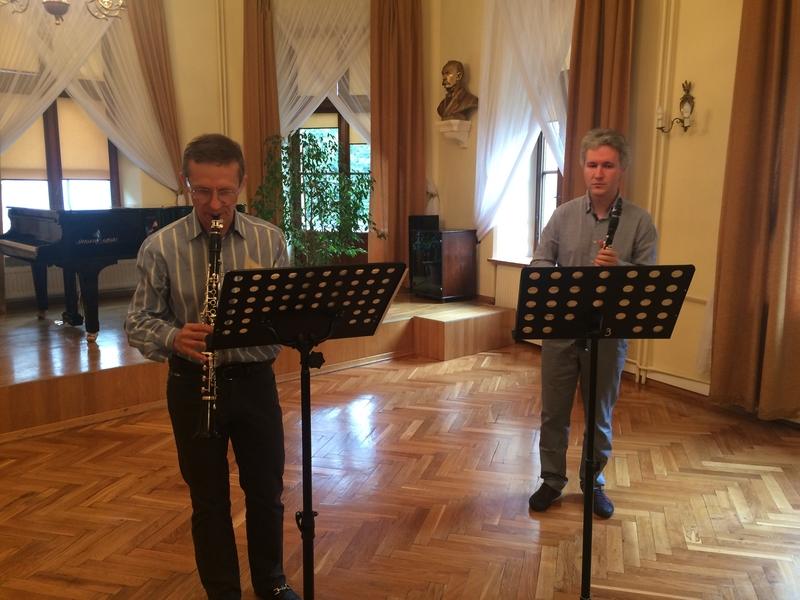 Warsztaty instrumentalne. Kraków, Nowy Sącz
