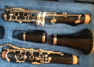 K1111-Klarnet Buffet Crampon C12 Conservatoire